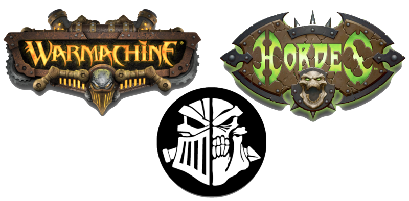 Warmachine Hordes Logo